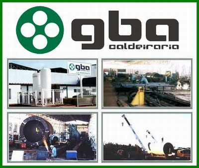 GBA Caldeiraria Guariba SP